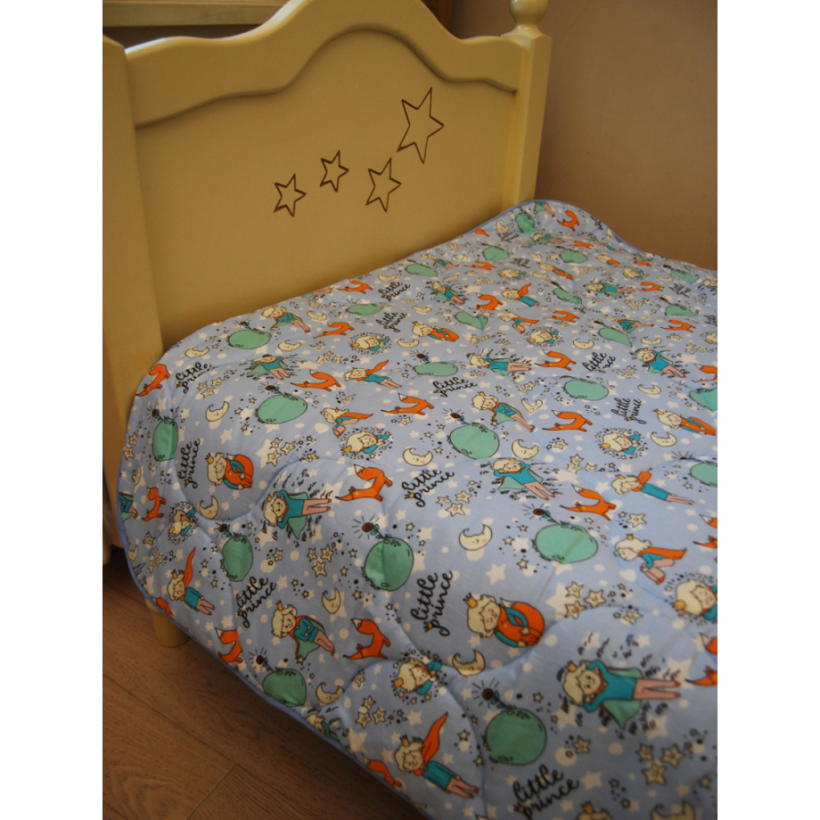 """Детское покрывало-одеяло """"Маленький принц"""""""