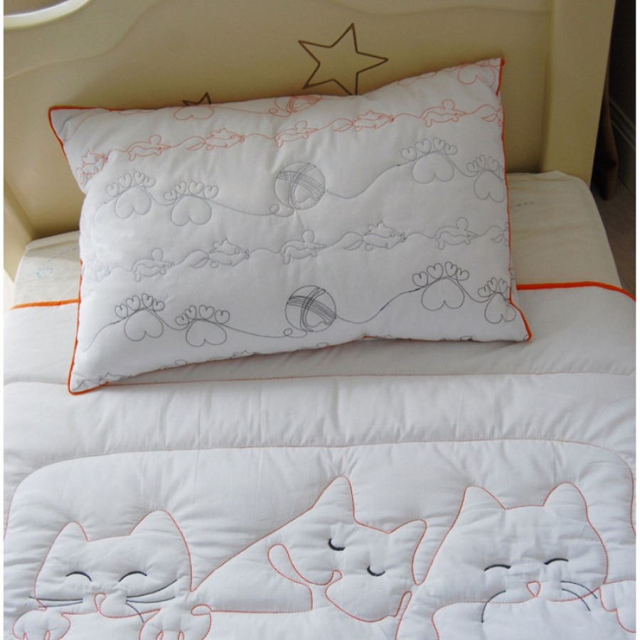 """Одеяло для малышей """"Котики спят"""""""