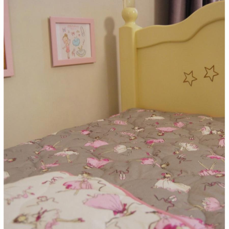 Детское покрывало-одеяло в комплекте с подушкой 60х40 см