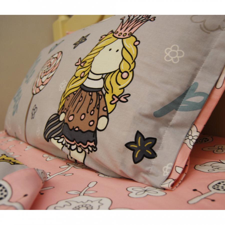 """Постельное белье """"Маленькая принцесса"""""""